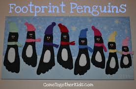 40 creative handprint and footprint crafts for christmas u2013 eye q