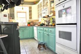 Kitchen Cabinets Green How To Change Two Tone Kitchen Cabinets U2014 Modern Home Interiors