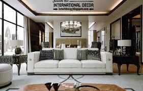 stylish art deco interior design and furniture in london home