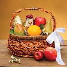 sympathy gift basket thoughtful sympathy fruit basket the fruit company