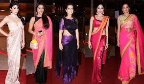 Draping Designs 20 Different Ways To Wear Saree With Video Tutorials