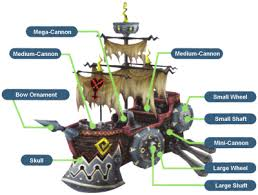 image pirate ship labeled png kingdom hearts wiki fandom