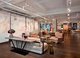 Living Room Furniture Showrooms Avenue Road Furniture Showroom New York New York Design Agenda