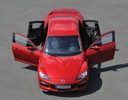 sports car zone 2010 mazda rx 8 facelift announced for europe