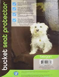 bergan deluxe microfiber auto bucket seat protector mole chewy com