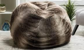 Original Big Joe Bean Bag How To Fluff A Beanbag Chair Overstock Com