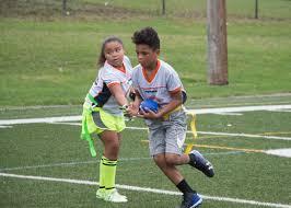 7on7 Flag Football Playbook Youth League