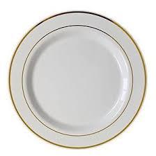 wedding party plates premium heavy duty plastic wedding party plates gold