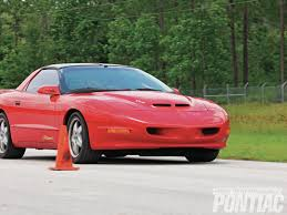 Pictures Of The New Pontiac Firebird 1995 Pontiac Firebird Reviews And Rating Motor Trend