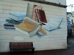 40 examples of street art and murals about books libraries and 40 examples of street art and murals about books libraries and reading
