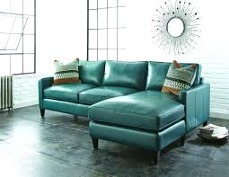 Blue Chaise Blue Leather Sectional Sofa With Chaise Chesterfield Bed Navy
