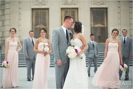 soft pink bridesmaid dresses soft pink bridesmaids dresses grey suits groomsmen