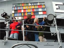 los angeles museum battleship uss iowa visitor info