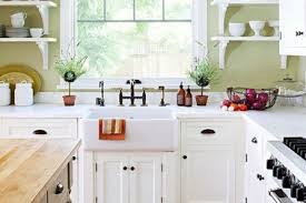 5 black and white country kitchen decor 35 country kitchen design