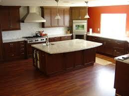 Dark Cabinets Light Countertops Light Tile Backsplash Slightly - Laminate backsplash