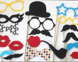 Wedding Photo Booth Props 20 Graduation Photobooth Props Mustache Party Lips Wedding