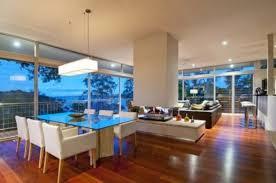 modern open floor plans diningroom modern house floor plans 600x397 arch2o