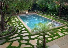 Flowers For Backyard by Marvelous Pool Gardens 18 Beautiful Swimming Pool Designs For