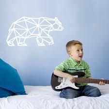 online get cheap geometric animals bear home decor aliexpress com