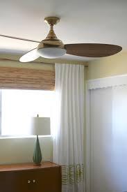 spray painting ceiling fans again suburban pop