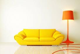 yellow leather sofa why buy a leather sofa elegant furniture