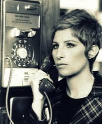 short hairstyles for women in their 70s pixie haircuts 1970 barbara streisand hairstyles pinterest