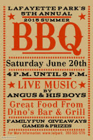 bbq tickets template barbecue poster templates postermywall