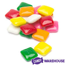 where to buy chiclets gum dubble chiclets chewing gum tabs assorted colors 1 5lb