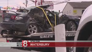 2 people killed in waterbury crash youtube