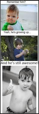 Grown Baby Meme - success kid imgur