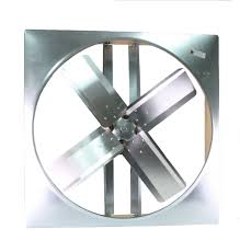 attic 24 inch direct drive whole house fan with shutter