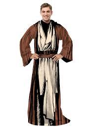 halloween jedi costume star wars jedi knight comfy throw