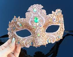 madi gras masks mardi gras mask etsy