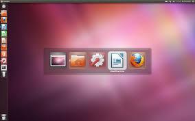 raccourci bureau ubuntu unity ubunnux