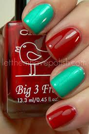 let them have polish holiday skittles with nail polish