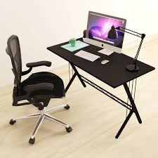 Ultimate Computer Workstation by Amazon Com Modern Design Computer Desk Durable Workstation For