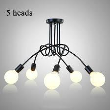 Edison Ceiling Light Vintage Ceiling Lights Modern Light Fixtures Led Lamps Home