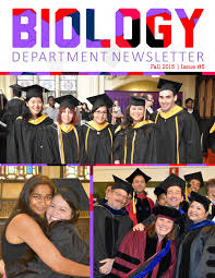 ccny biology department newsletter by rychelle mckenzie issuu