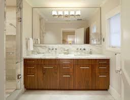 Big Bathroom Mirror Bathroom Accessories Large Bathroom Mirror Frames Above Wooden