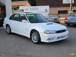 subaru sedan legacy 1998 glacier white subaru legacy gt limited sedan 35427760