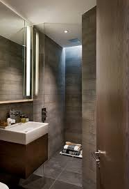 Porcelain Tile For Bathroom Shower Peel And Stick Vinyl Tile In Bathroom Contemporary With Wood Look