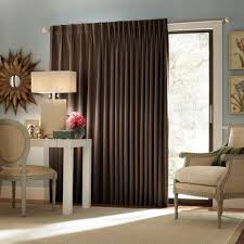 Patio Door Thermal Blackout Curtain Panel Eclipse Thermal Blackout Patio Door 84 In L Curtain Panel In