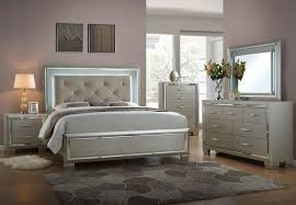 Headboard Footboard Elements Platinum Queen Headboard Footboard Triple Dresser And
