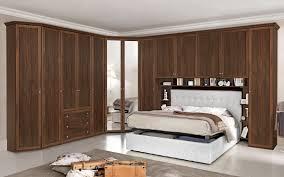 Armadio Con Vano Porta Tv by Ponte 6 Ante Effetto Noce Misure 320x55x251 Cm Cecilia 1xe2