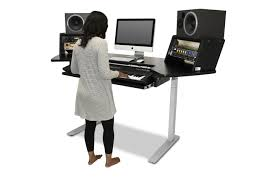 Studio Desk Rack by Quality Studio Desks Workstations And Rack Cabinets