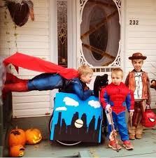 Toddler Superman Halloween Costume Wheelchair Costume Ideas Kids Halloween