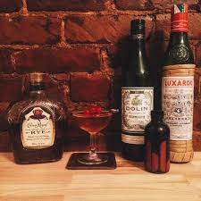 manhattan drink bottle the brooklyn cocktail recipe whiskey writes
