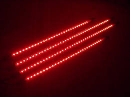 Red Led Light Bars by Ceiling Lights Decorative Red White Led Christmas Lights Red