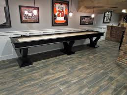 plank and hide gaston shuffleboard table u2013 robbies billiards