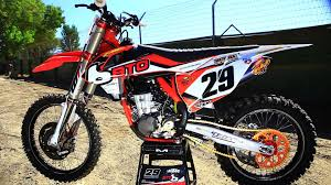 motocross action videos motocross action tests andrew short u0027s factory bto sports ktm